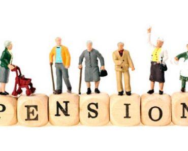 Une pension ou retraite