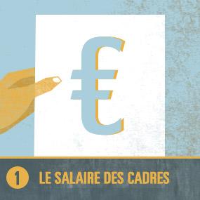Le salaire des cadres
