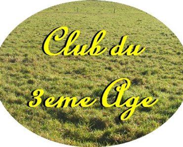 Le club du troisième âge