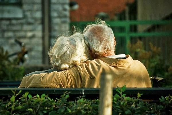 L'inquiétude des couples âgés
